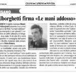 Libro Gazzetta Lecco 31.10.2009