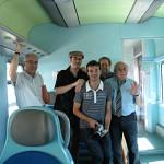 Sul treno - Frammenti 2010