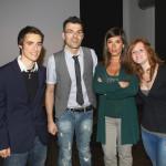Con Gabri, Sally, Stefania
