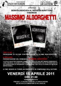 Locandina 15 Aprile 2011