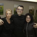 Max con Bambina Finassi e Antonella Marchesi